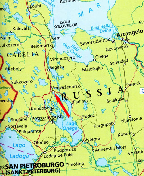 Cartina Fisica E Politica Della Russia.Storia E Memoria Della Russia Sovietica Nella Russia Di Putin